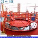 Hot Sale Aluminum Zlp630 Suspended Working Platform