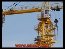 Hot Sale Qtz 5013 Tower Crane