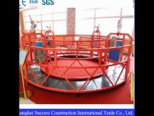 Hot Sell Suspended Scaffolding Platform
