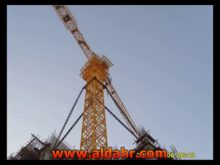 Internal Climbing Tower Crane Qtz40 TC4808