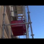 LADDER HOIST –  ASCENSOR DE CABLE PARA CONSTRUCCION