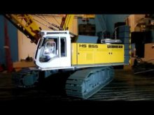 Liebherr HS855 Review