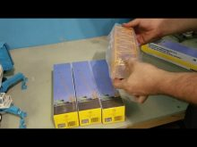 Liebherr lr1600 extension kit unboxing