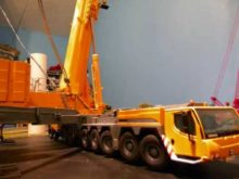 liebherr ltm11200 assembly
