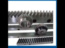 M12 Straight Teeth Engraving Machine Gear Rack