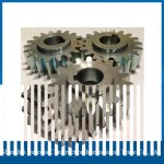 M2 20×20 Industrial Spur Gear Rack Cnc Steel Gear Rack