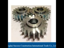 M2 22t Black Oxide Pinion Gear