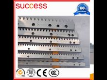 M4 Steel Pinion Gear Rack