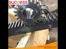 M5 Gear Rack For Construction Hoist, Rack And Pinion Dears