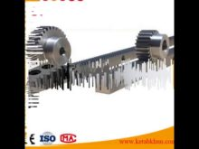 M8 Gear Rack For Elevator Best Manufacturer