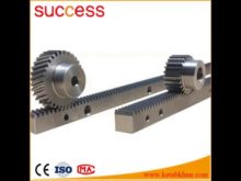 Material Handling Metal Parts Alloy Gear Rack