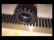 Mechanical Bull Gear Rack/ Differential Made In China Spur Gear Transmission Parts Ring Gear