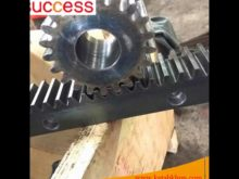 Metal Rack And Pinion Gears, Gear Rack For Sliding Gate