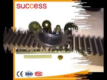 Mini Plastic Rack And Pinion Gears