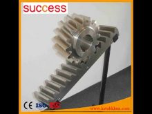 Motor For Construction Hoist,Gear Rack Fit Up Gear