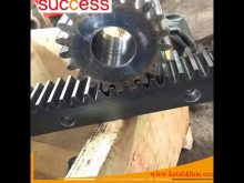 Motor Gear Shaft