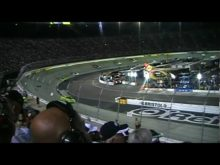 nascar racing at bristol 09