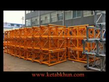 New Brand Sc200/200 Construction Hoist Double Cages