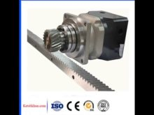 Nylon Polyamide Gear Rack And Pinion