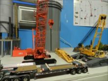 Nzg Liebherr Lr 1600/2 assembly