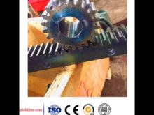 Oil Pump Gears Rotating Mechanism Transmission Parts Pinion Gears Ring Gears Crown Gear Wheels 1
