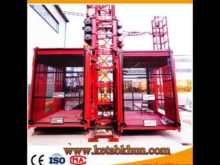 Orange/ Yellow / As Your Requirements Hoist Tower Crane