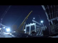 ORBP: I-65N @ Witherspoon beam install