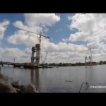 ORBP: Jumping the Indiana tower crane