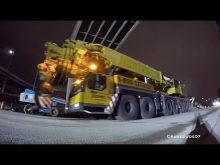 ORBP: Kennedy bridge approach ramp girder removal