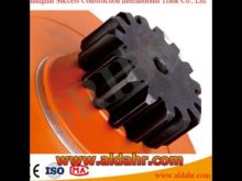 Pinion and Cone Progressive Safety Device Saj40