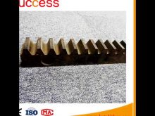 Plastic Mc Nylon Gear Rack With Good Wear Resistance