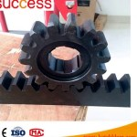 Precision Rack And Pinion For Cnc Punch Presses