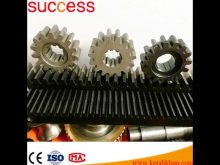 Precision Rack Pinion Factory