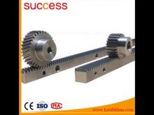 Precision Stainless Steel Cnc Stepper Servo Motor Rack And Pinion Gear