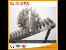 Rack And Gears Construction Hoist Motor, Rack Hoist Parts, Elevator Spare Part