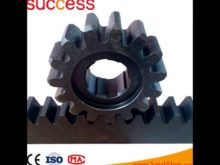 Rack And Pinion Gear Modules5/M8/M10, Gear Rack Spare Parts For Construction Lifting Equipment
