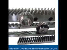 Rack And Pinion Gears For Sliding Door