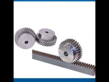 Rack And Pinion Gears