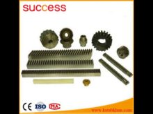 Rack And Pinion Made In China / Gear In Stock