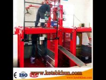 Rack And Pinion Sc200 2t Construction Hoist