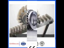Rack&Pinion For 2t Hoist Sc200 200 Model Construction Lifts