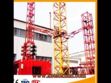 Remote Control Material Hoist