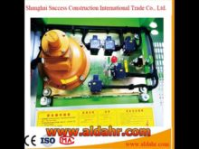 Saj30 1 2 Construction Hoist Gearbox Hoist Safety Device