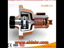 Saj30/Saj40/Saj50/Saj60 Construction Hoist Spare Parts, Sribs Brand Safety Devicesribs