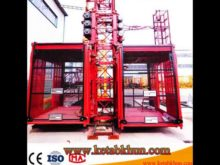 Sc Electric Motor Hoist Double Cages