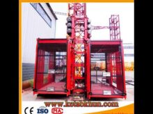Sc Series of Construction Elevators for Sale