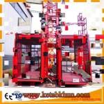 Sc100 1000kg Wire Rope Motor Hoist
