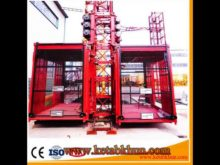 Sc100 Best Selling Building Construction Hoist