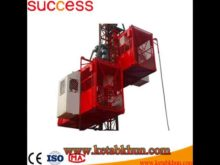 Sc100 Construction Elevator Lifting Hoist