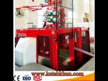 Sc100 Construction Hoist and Cargo   1000   Kg Elevator Elevator Industry